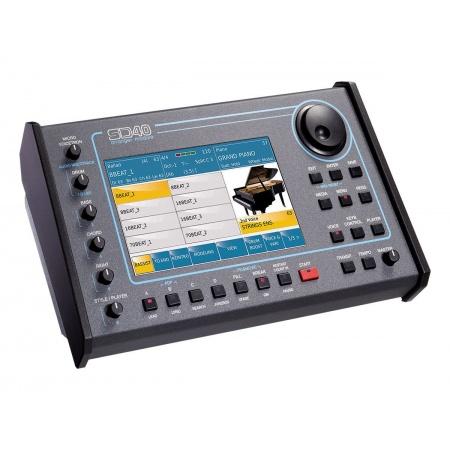 KETRON SD40 jak SD7 - moduł arranger player