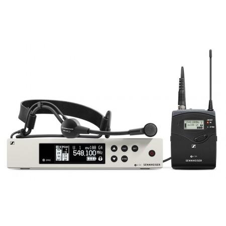 SENNHEISER EW100 G4 ME3-B -z mikrofonem nagłownym