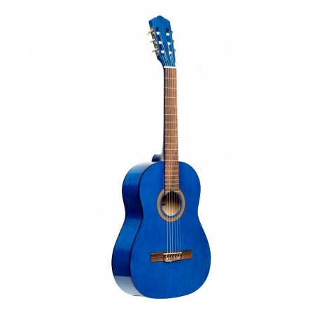 STAGG SCL50-BLUE - gitara klasyczna 3/4 niebieska