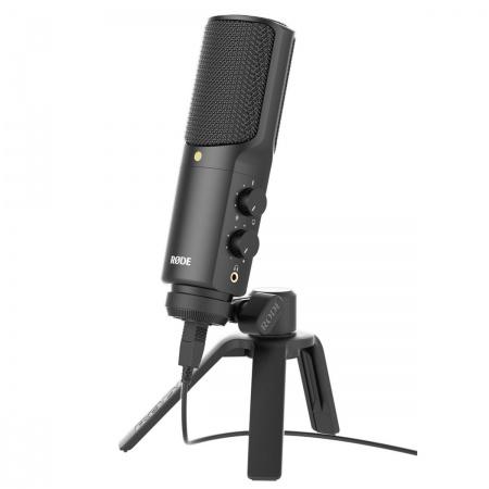 RODE NT USB - mikrofon pojemnościowy dla vlogerów