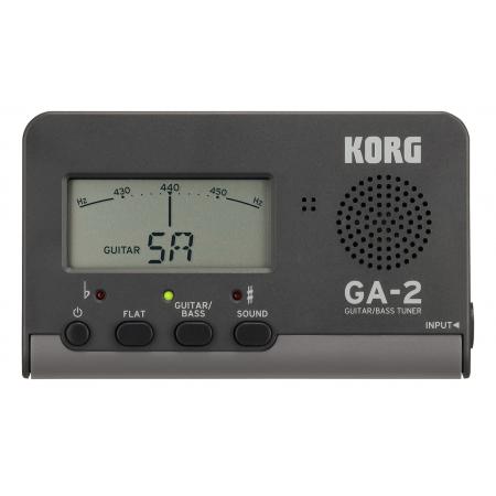 KORG GA-2 tuner do gitary / basu