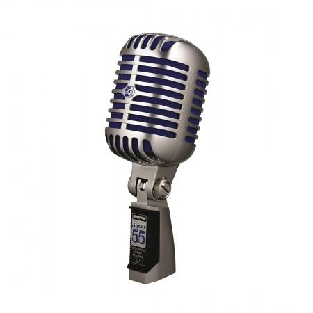SHURE Super 55 - Mikrofon Wokalowy Dynamiczny