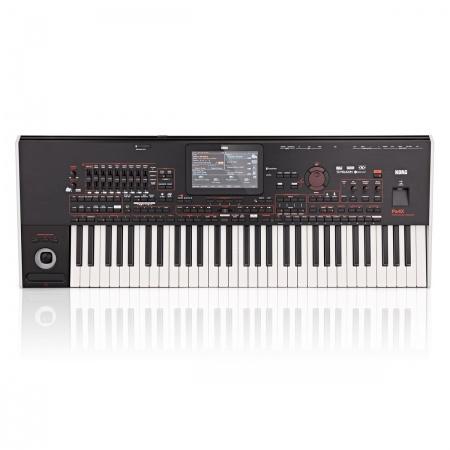 KORG PA4X 61 + Super i brzmienia i style
