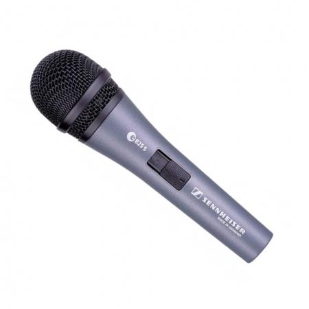 SENNHEISER e825s - mikrofon dynamiczny z wyłącznikiem