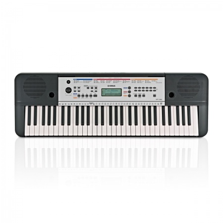 YAMAHA YPT 260 - keyboard edukacyjny dla początkujących
