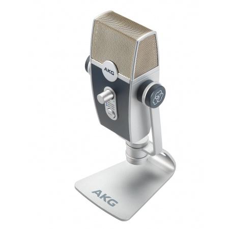 AKG Lyra mikrofon USB pojemnościowy Lyra C44-USB