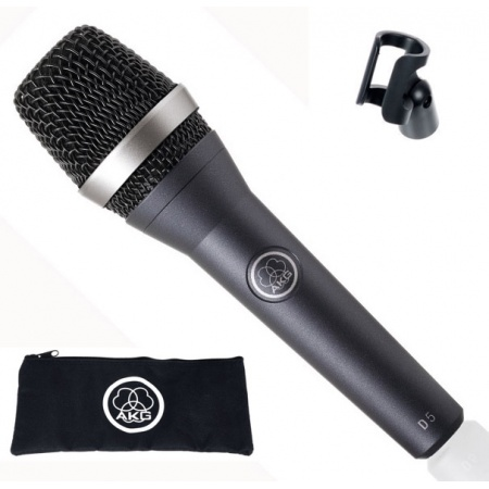 AKG D5 - mikrofon dynamiczny superkardioidalny