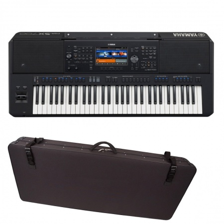 YAMAHA PSR SX700 keyboard + Case