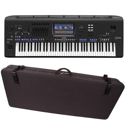 YAMAHA GENOS + ZESTAW keyboard + pokrowiec Romanowicz