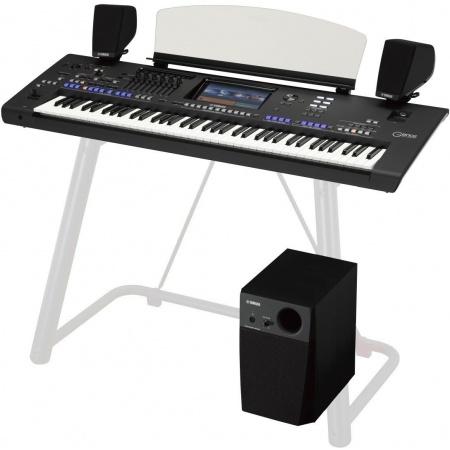 YAMAHA GENOS - DUŻY ZESTAW keyboard + głośniki GNS-MS01