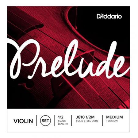 D'ADDARIO Prelude J810 1/2 - Struny do skrzypiec