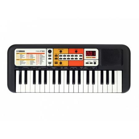 YAMAHA PSS-F30 - przenośny keyboard dla najmłodszych idealny do nauki