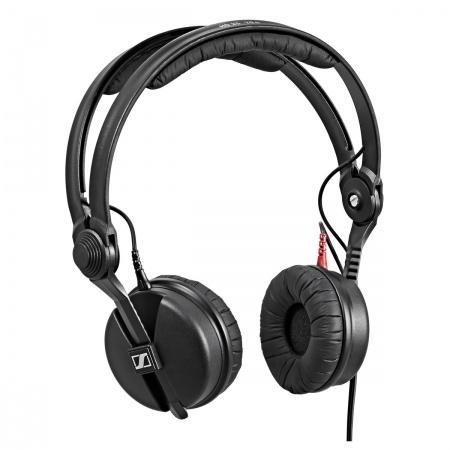 SENNHEISER HD25 PLUS - profesjonalne słuchawki monitorujące