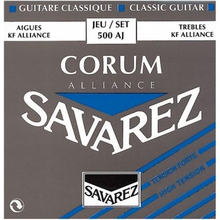 SAVAREZ SA 500 AJ - struny do gitary klasycznej