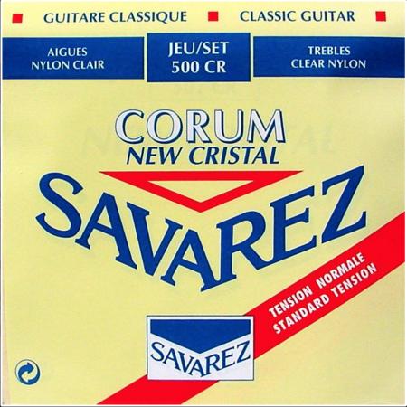 SAVAREZ SA 500 CR - struny do gitary klasycznej
