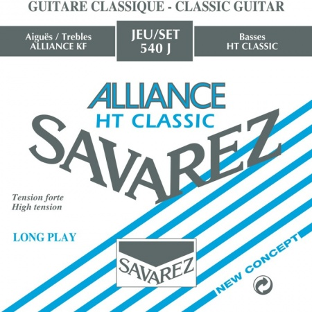 SAVAREZ SA 540 J - struny do gitary klasycznej