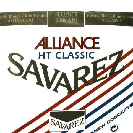SAVAREZ SA 540 ARJ - struny do gitary klasycznej