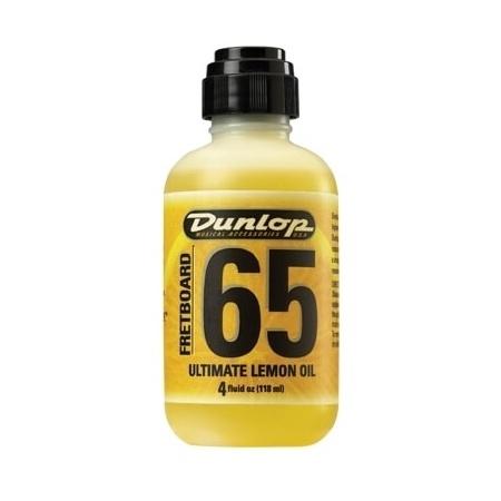 DUNLOP 6554 LEMON OIL FRETBOARD 65 - olejek cytrynowy do podstrunnicy