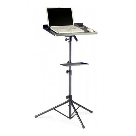 STAGG COS 10 BK - statyw z półką na PC dla DJ