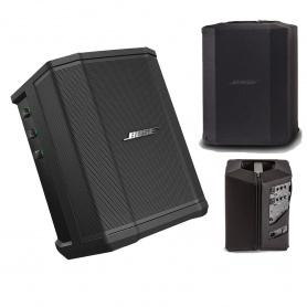 BOSE S1 Pro + akumulator + osłona Play-Through czarna nowość!