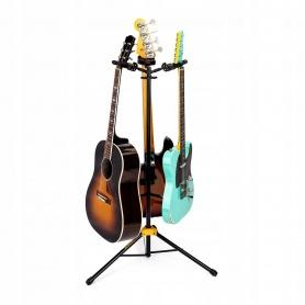 HERCULES GS 432 B PLUS - statyw gitarowy potrójny