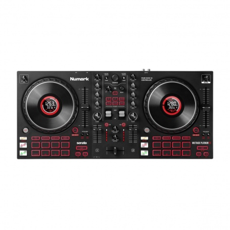 NUMARK MIXTRACK PLATINUM FX - DJ kontroler konsoleta + Serato DJ