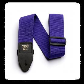 ERNIE BALL EB 4045 Purple - pasek gitarowy
