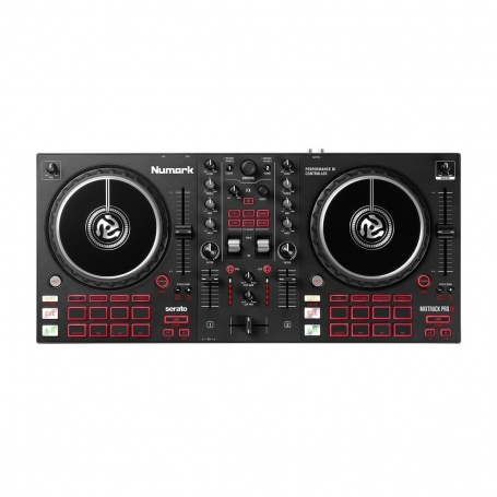 NUMARK MIXTRACK PRO FX - DJ kontroler konsoleta + Serato DJ