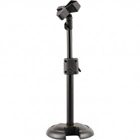 HERCULES MS 100 B - statyw mikrofonowy niski prosty