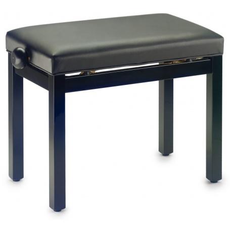 STAGG PB36 BKM SBK - ława do pianina czarna