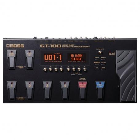 BOSS GT-100 - procesor gitarowy multiefekt