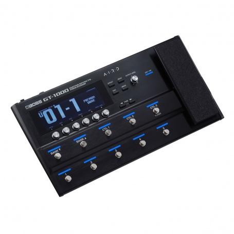 BOSS GT-1000 - procesor gitarowy multiefekt