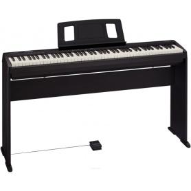 ROLAND FP-10 BK - pianino cyfrowe + statyw ROLAND KSCFP10