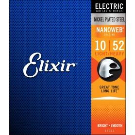 ELIXIR 12077 NW 10-52 struny gitara elektryczna