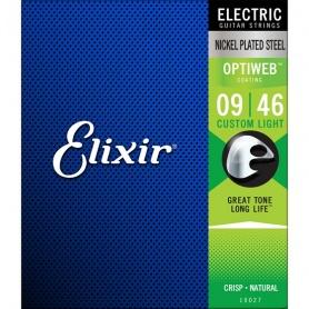 ELIXIR 19027 Optiweb 9-46 struny gitara elektryczna