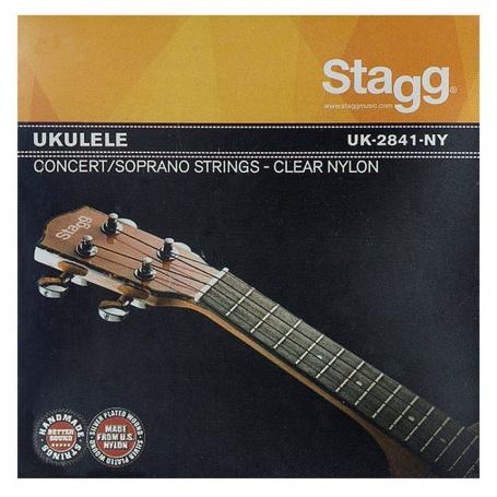 STAGG UK-2841-NY - struny do ukulele