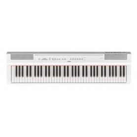 YAMAHA P-121WH - pianino cyfrowe do nauki gry