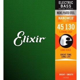 ELIXIR 14202 45-130 NW struny gitara basowa 5-strunowa