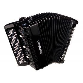 ROLAND FR 4XB BK - akordeon cyfrowy guzikowy