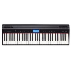 ROLAND GO:PIANO BK 61P - pianino cyfrowe 61 klawiszy
