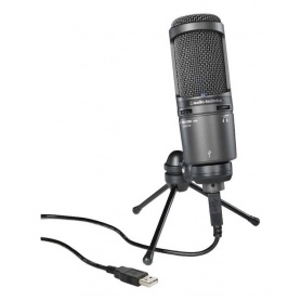 AUDIO TECHNICA AT 2020 USB PLUS - mikrofon studyjny
