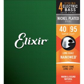 ELIXIR 14002 40-95 NW struny gitara basowa
