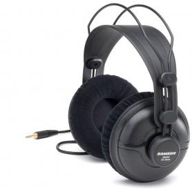 SAMSON SR950 - Słuchawki zamknięte welurowe