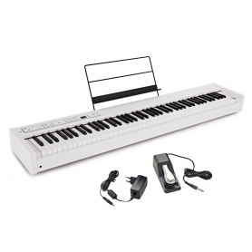 KORG D1 wh - cyfrowe pianino biały Klawiatura z Kronos RH3