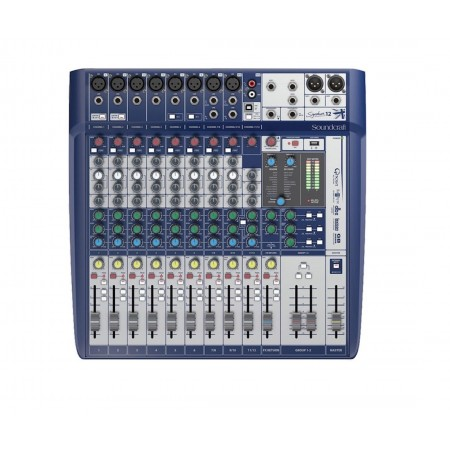 SOUNDCRAFT Signature 12 - mikser audio
