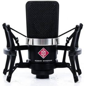 NEUMANN TLM 102 STUDIO-SET BLACK