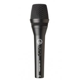 AKG P 3S mikrofon dynamiczny z wyłącznikiem