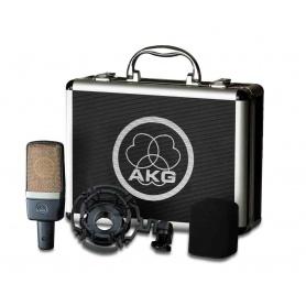 AKG C214 - Mikrofon Pojemnościowy Studyjny