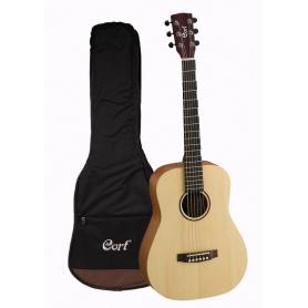 CORT EARTH MINI OP W/BAG - gitara akustyczna + pokrowiec