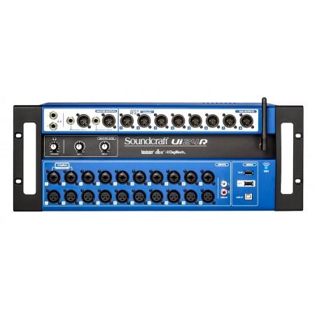 SOUNDCRAFT UI24R - Mikser cyfrowy  - 24 kanały